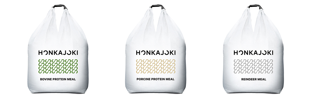 Protein Meal Sack Selection